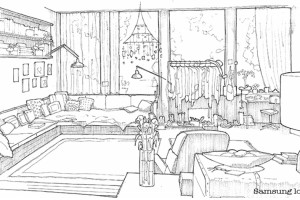 SAMSUNG - Loft set